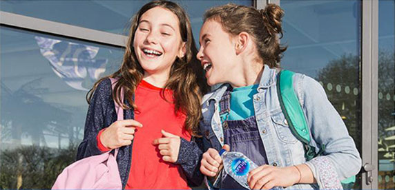 Nestlé Pure Life inspires more than 30 million children to choose water.