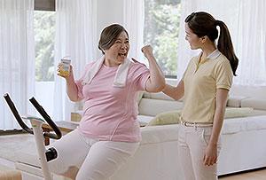 癌症治療交給醫生 營養交給自己 『雀巢飲沛腫瘤及手術前後營養支援』抗癌療程營養好夥伴